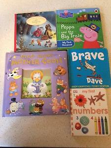 Beautiful board book $5 each Glenelg Holdfast Bay Preview