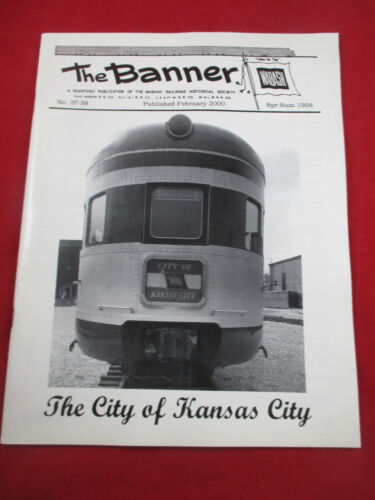 1998 THE BANNER Publication of the WABASH RAILROAD HISTORICAL SOCIETY Magazine