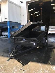BRAND NEW  HEAVY DUTY 8X5 BOX TRAILER WITH LID $2450 INCLUDE REGO Smithfield Parramatta Area Preview