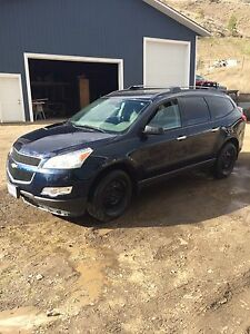 2012 Chevy traverse. FWD