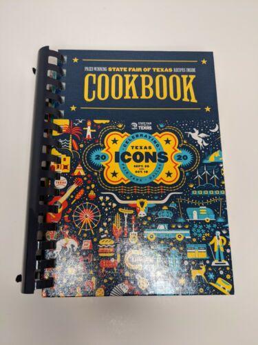 New - 2020 State Fair of Texas Cookbook