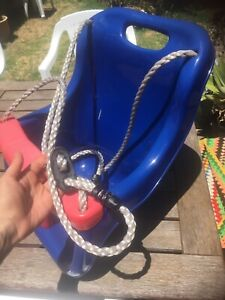 Outdoor baby swing seat - STILL AVAIL