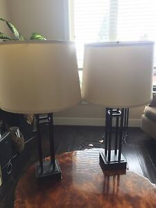 Side Lamps Great Condition