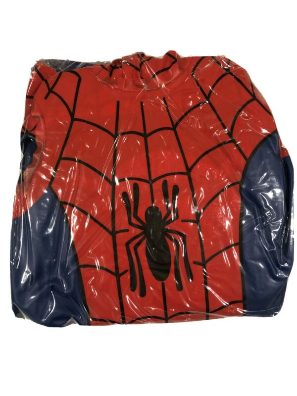 """Marvel Comics Inflate-O-Spidey Store  65"""" 1994 NIB Spiderman  Inflatable Blowup"""