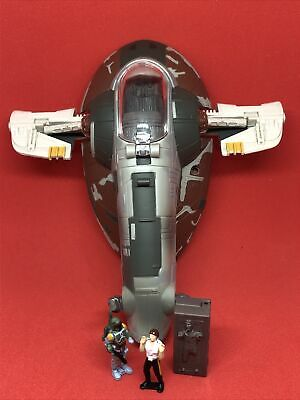 Star Wars Action Fleet Series rouge A-WING STARFIGHTER avec pilote Mini Figure