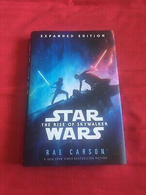 Star Wars The Rise Of Skywalker Expanded Edition Hardback Novel.