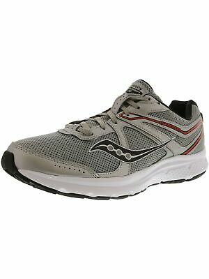 Saucony Men's Grid Cohesion 11 Ankle-High Mesh Running Shoe