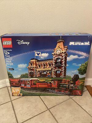 LEGO Disney Train and Station 71044 Brand New