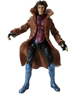 """Marvel X-Men Origins Wolverine: GAMBIT 3.75"""" inch Action Figure LOOSE Hasbro"""
