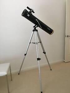 Reflector Telescope for beginners Grange Charles Sturt Area Preview