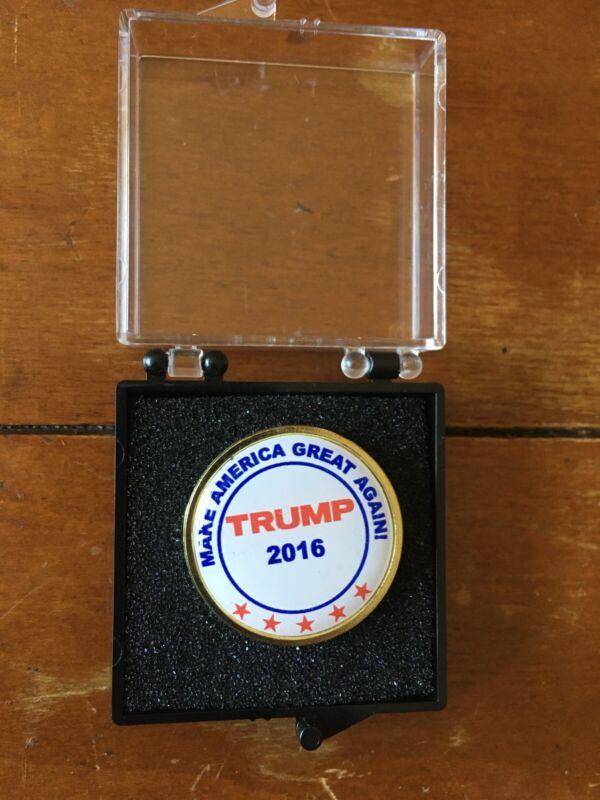 2016 RNC Trump Republican Convention Pin MAGA