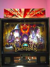 Pinball Lord Of The Rings Limited Edition Home use only !!!!! Underwood Logan Area Preview