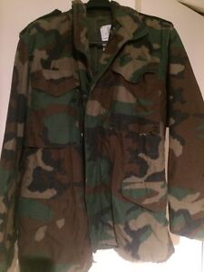 Army/Snowboarding jacket - Men's small