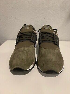 New Balance® 247 Luxe Sport sneakers Suede Military Olive 9.5 MRL247RG