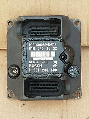 MERCEDES-BENZ C-CLASS W202 PMS ECU IGNITION MODULE... 0185451032... BOSCH