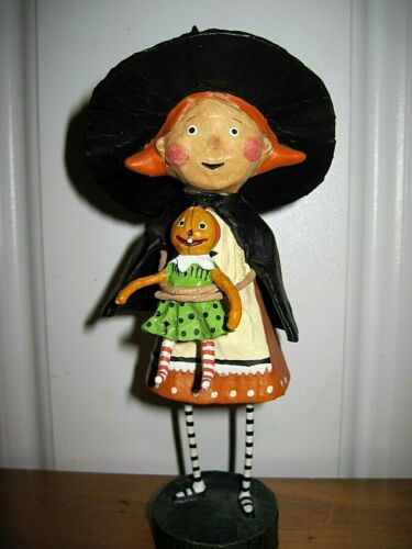 ESC Lori Mitchell NEW Halloween Greta Good Witch Figure