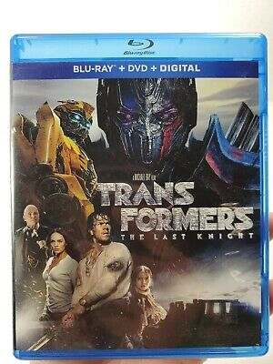 Transformers: The Last Knight [Blu-ray] (ad)
