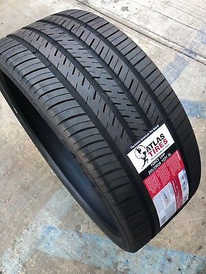 ATLAS FORCE UHP AS 29525R28 99W High Performance All Season Tire