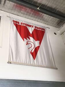 Sydney Swans merchandise including hats Warriewood Pittwater Area Preview