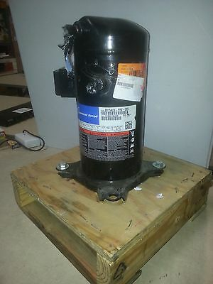 Copeland Zb15kce-pfv-205 Refrigeration Medium Temp Scroll Compressor
