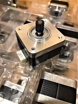 1 Stepper Motor Nema 17 New 1.8 Deg Arduino Diy Robotics3d Printer Automation