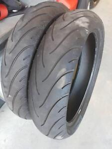 Michelin Pilot Street Radial Motorcycle Tyres 110/70-17 150/60-17 Wollongong Wollongong Area Preview