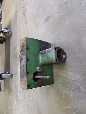 John Deere 1010 Tractor Pto Bearing Shaft Housing
