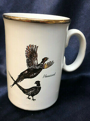 METROPOLITAN HOCKEY CENTER BLOOMINGTON MN PHEASANT SOUVENIR MUG 4 1/2