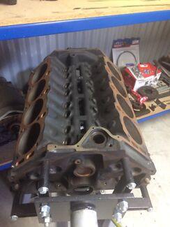 304 Engine Block