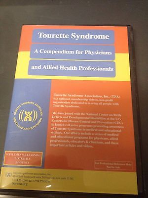 Tourette Syndrome A Compendium For Physicians And Allied Health Professionals