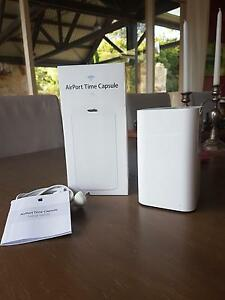 AirPort Time Capsule 2TB - Like New Nairne Mount Barker Area Preview