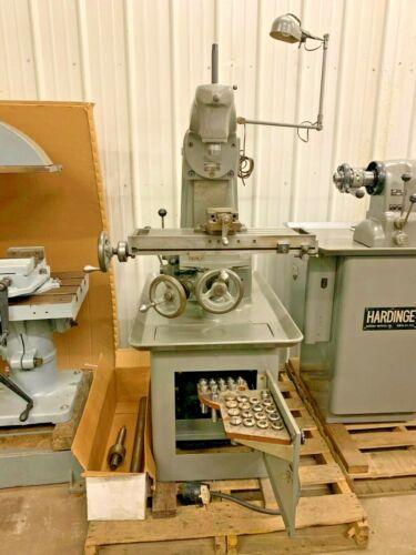 Hardinge VH-2 Toolroom Milling Machine - Item 1157