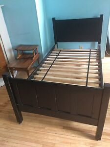 TWIN Bed frame-