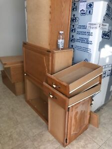 Nice Wood Cabinets for Sale