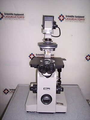 Nikon Diaphot Inverted Tissue Culture Microscope