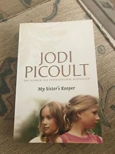 My Sister's Keeper Paperback Novel by Jodi Picoult Marayong Blacktown Area Preview