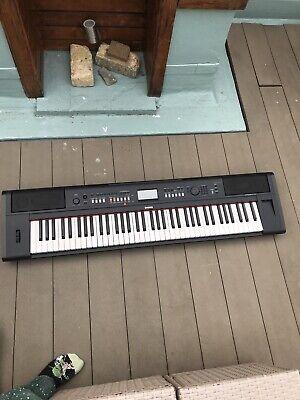 Yamaha Piaggero NP-V80 Keyboard