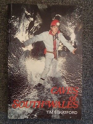CAVING guide book. Caves of South Wales
