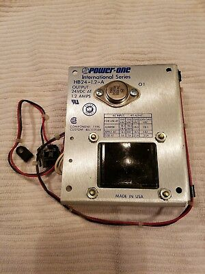 A. B. Dick Printing Press Parts - 9840 9850 24 Volt Dc Power Supply 017870
