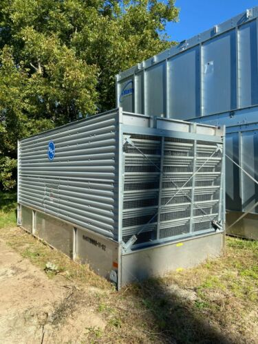 240 ton BAC cooling towers- 2014- Stainless basins
