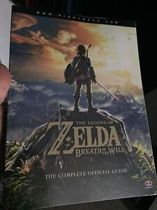 Breathe of the wild guide