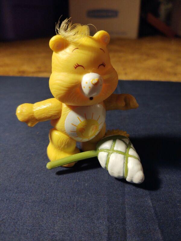 Funshine Care Bear Figurine From 1983