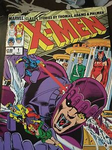 X-Men Marvel Comics #2, 75 and first edition