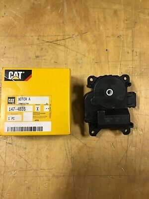 Caterpillar Cat Excavator Ac Blower Motor Assy - 147-4835 - New