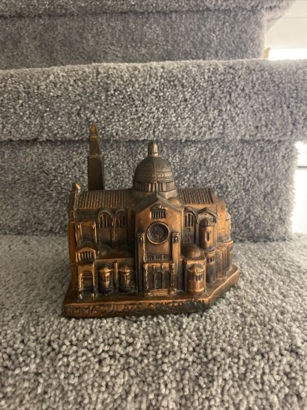 National Shrine of the Immaculate Conception, Washington DC - Vintage Model