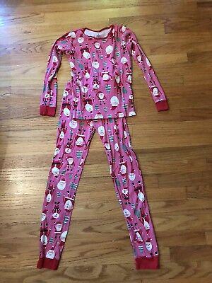 Girls Christmas Pajamas Size 12 (Carter's Girls Christmas Pajamas Size)