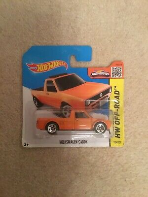 Hotwheels Volkswagen Caddy - Orange
