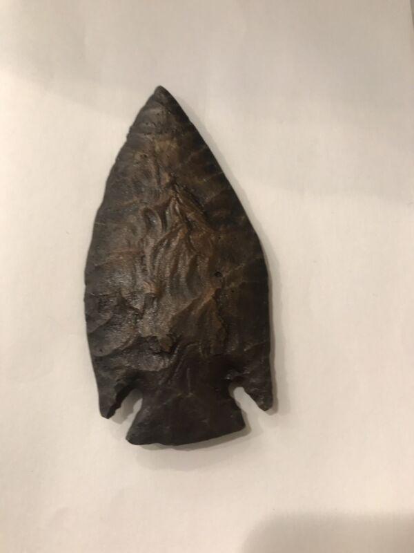 Bronze Texas Flint Spear Head  By Chris Levatino