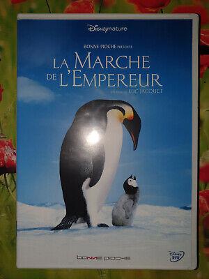 DVD - La marche de l'empereur - Luc Jacquet