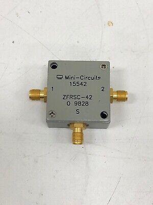 Mini-circuits Zfrsc-42 Power Splitter Combiner